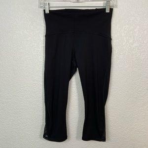 Lululemon Inpire Crop Black Size 6